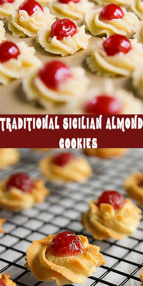 Add about 2 cups of chopped nuts into the dough. TRADITIONAL SICILIAN ALMOND COOKIES - bestcookers - bestcookers - TRADITIONAL SICILIAN ALMON… in ...