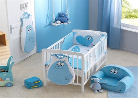 idee de deco chambre bebe garcon deco chambre bebe garcon bleu visuel 6