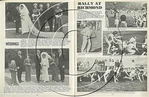 Weddings - Nelson Photo News - No 144 : October 14, 1972