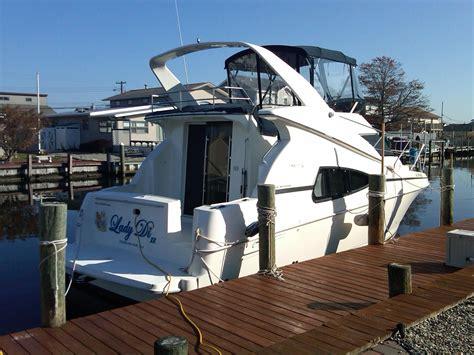 Boat Brokers Toms River Nj by 2000 Silverton 330 Sport Bridge Near Power Boat