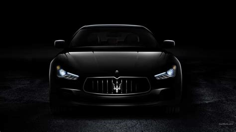 Maserati Logo Wallpapers