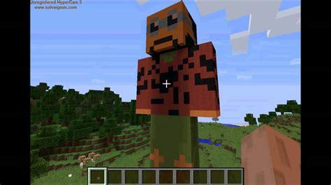 minecraft skin build ep  skinul lui avg cel mic youtube
