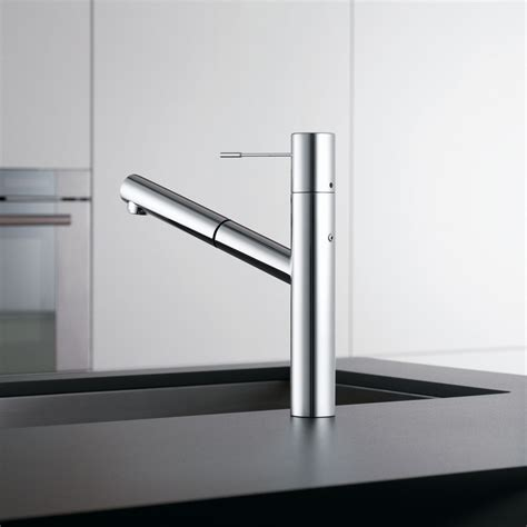 aerator kitchen faucet k b galleries kwc ono single lever mixer w pull out aerator