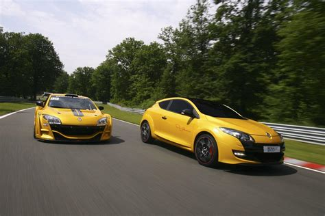 Megane Rs Trophythe All New Powerful Special Edition