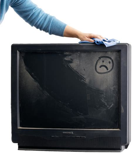 how to clean a tv tv cleaning tips how to clean a flat screen tv