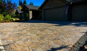Charming bluestone pavers for driveways for Charming bluestone pavers for driveways