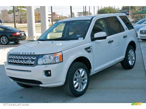 Fuji White 2011 Land Rover Lr2 Hse Exterior Photo
