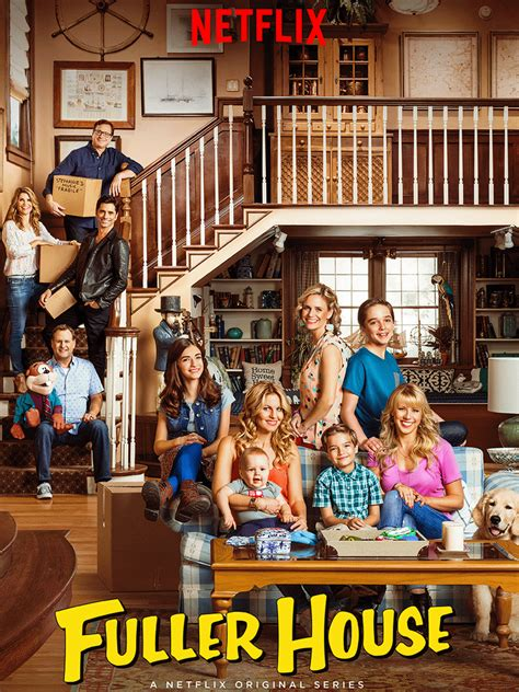 Fuller House TV Show: News, Videos, Full Episodes and More | TVGuide.com