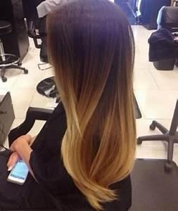 Ombré Hair Marron Caramel : voici l 39 ombr hair marron caramel que vous devez porter ~ Farleysfitness.com Idées de Décoration