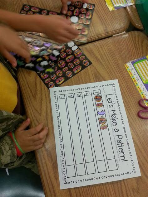 patterning template students   extend
