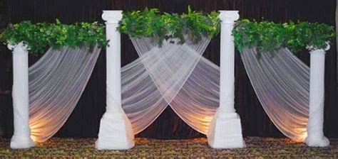 1000+ Ideas About Wedding Columns On Pinterest