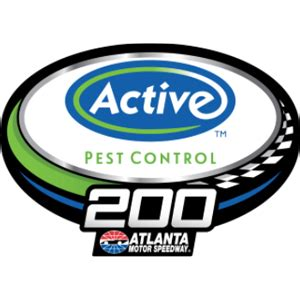 active pest sponsors nascar series pest management