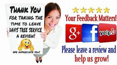Leave Please Davis Tree Welcome Service Follow