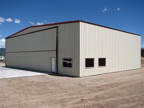 Garage Hangar by Airplane Hangar Buildings Kits For Any Size
