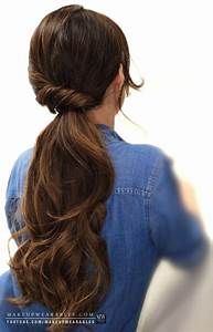 4 Easy Lazy Hairstyles 5 Minute Everyday Hair Tutorial Video