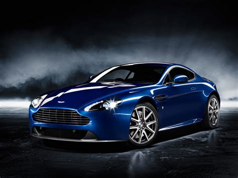 Aston Martin Blue Cars Hd Wallpapers