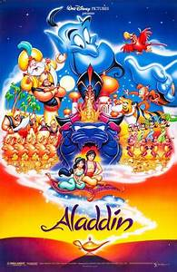 Aladdin / Finnish cast - CHARGUIGOU