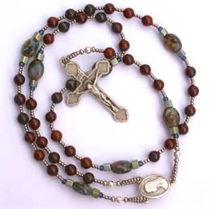 Lutheran Rosary Prayer Beads