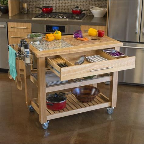 how to make a kitchen island with seating chris chris pro chef kitchen island food prep station w 9788