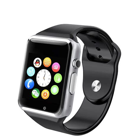 smart watches for iphone smart for android samsung iphone a1 gsm touch screen