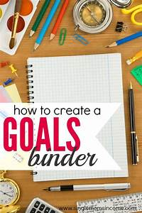 are you full of ideas do you have trouble staying focused long enough to reach your goals if so a goals binder can help heres how to make one
