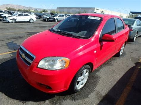 2007 Chevrolet Aveo Lt Car For Sale @ 5,100 Usd On Carxus