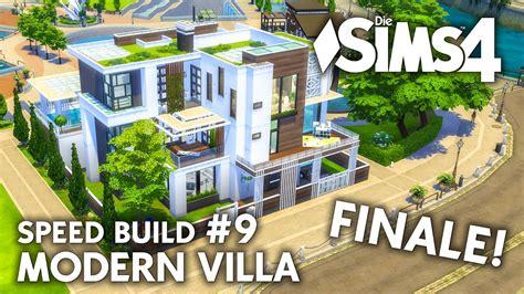 grosses die sims  familienhaus bauen modern villa