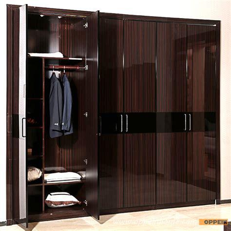 designs with veneer oppein kitchen in africa 187 yg11316 modern high glossy Wardrobe