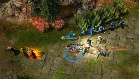 rise of immortals screenshots geforce