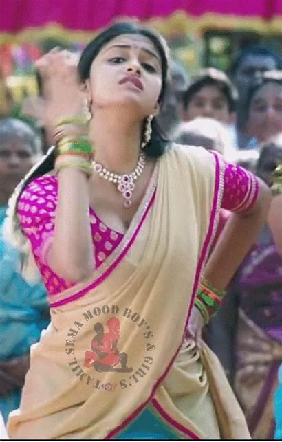 Desi Gifs Actress Sources Xossip Blouse Halwa