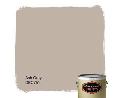 dunn edwards paints paint color ash gray dec751 click