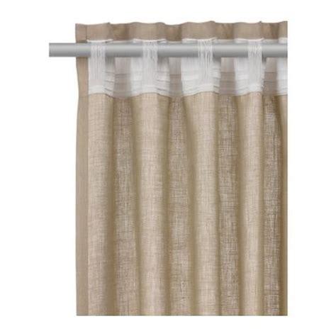 brand new ikea vivan curtains 57 quot x 98 quot window drapes 2