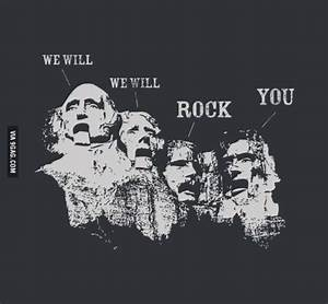 Queen – We Will Rock You Lyrics | Genius Lyrics
