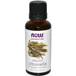 now foods essential oils citronella 1 fl oz 30 ml