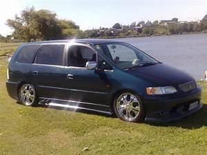 1997 Honda Odyssey Photos  Informations  Articles