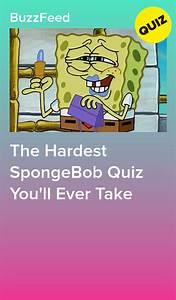 The Hardest Spongebob Quiz You U0026 39 Ll Ever Take
