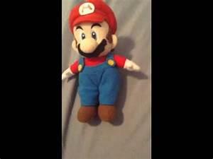 Mario party 5 Mario plush - YouTube