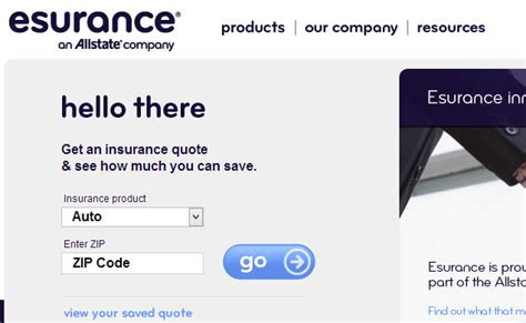esurance retrieve quote affordable car insurance