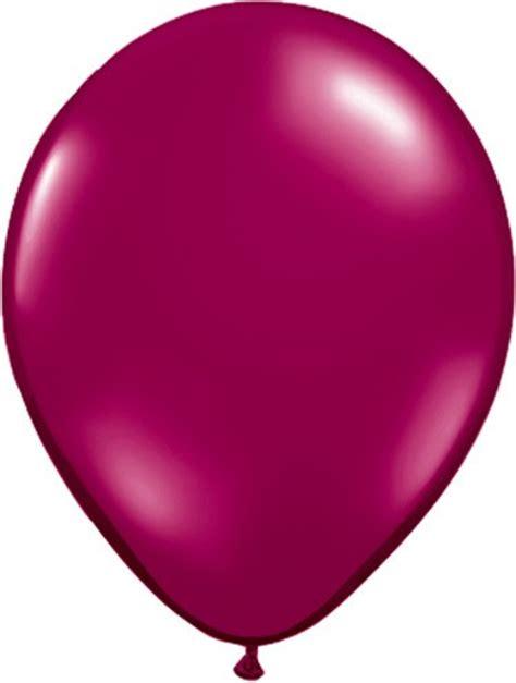 sparkling burgundy latex balloons pk balloonscom