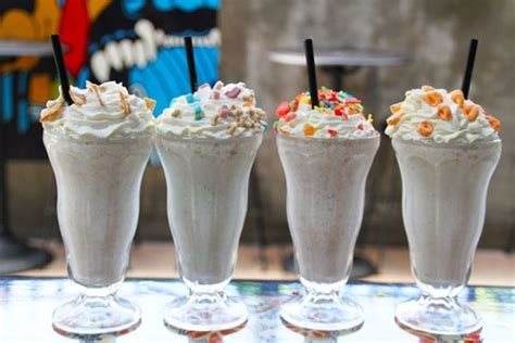 cereal milkshake yes cereal milkshakes are the delicious treat we need in our lives shemazing