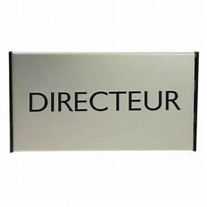 Plaques De Portes : plaque de porte 62x210 mm signamedia ~ Melissatoandfro.com Idées de Décoration