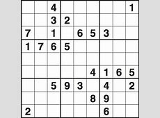 Sudoku 3631 hard Life and style The Guardian