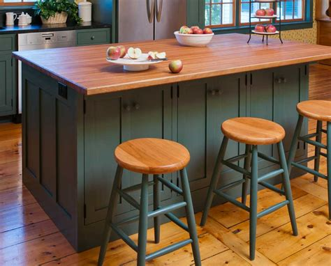 how high is a kitchen island the anatomy of a kitchen island