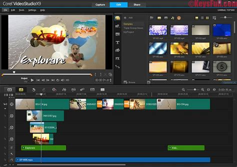 corel studio templates corel videostudio ultimate x9 with serial number dfc