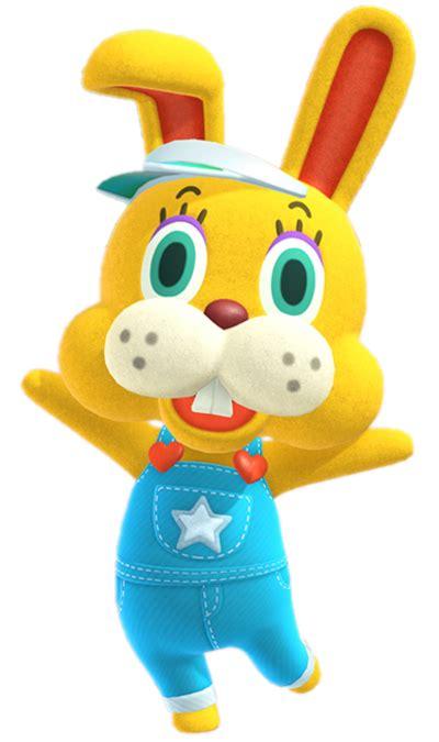 zipper  bunny animal crossing wiki fandom