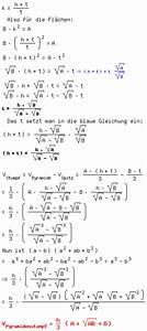Pyramidenstumpf Volumen Berechnen : mp ber kegel pyramiden und kugeln matroids matheplanet ~ Themetempest.com Abrechnung