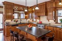 craftsman style kitchen Creating a New Craftsman Kitchen For an Old House in ...