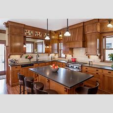 Creating A New Craftsman Kitchen For An Old House In