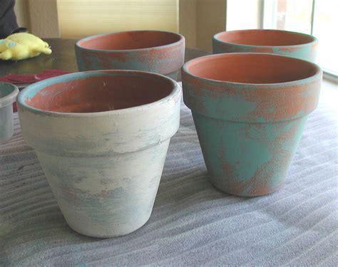 monogram  terra cotta pots front porch cozy