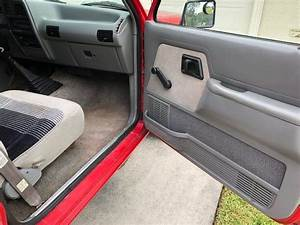 1991 Manual Stick Shift Ford Ranger Xlt With 3 Lock Door